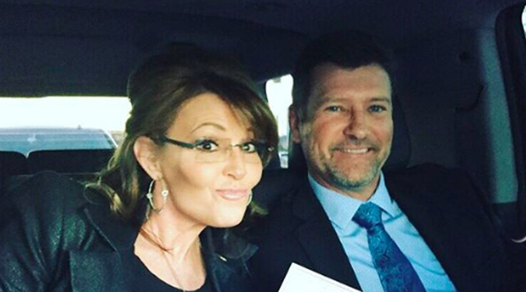 """Todd Palin Files For Divorce From Wife Sarah On His 55th Birthday – """"Impossible To Live Together"""""""