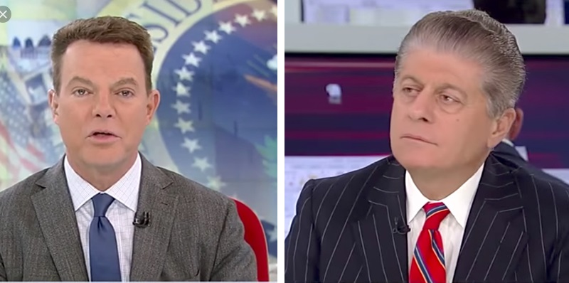 """Fox News' Shep Smith Defends Napolitano's Analysis – """"Trump Trading Aid For Dirt Is A Crime"""""""