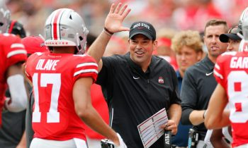 """Ohio State #5 In New AP Poll – Urban Meyer Says """"The Buckeyes Look Really Good"""""""
