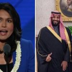 "ELECTION 2020: Tulsi Gabbard Slams Trump – Calls Him ""Saudi Arabia's Bitch"""