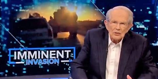 "Pat Robertson Unloads On Trump – ""He's In Danger Of Losing The Mandate Of Heaven"""
