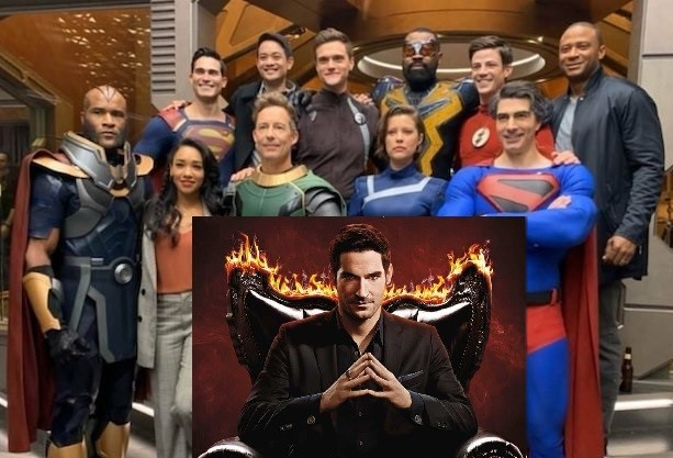"""Tom Ellis SHUTS DOWN Rumors: """"No! Sorry Fans"""" To Appearance On Crisis on Infinite Earths"""