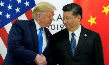 "Trump Threatens To VETO Legislation Backing Hong Kong Freedom – ""I'm Standing With President Xi"""
