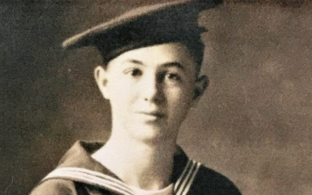 "VETERANS DAY: At 15, My Grandfather Enlisted In Navy During WWI – ""Germans Blew Us All To Pieces"""