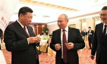 As Trump RATTLES America's Allies, China & Russia Grow Closer – Open New Pipeline