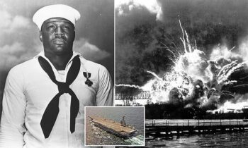 USS DORIS MILLER – New Aircraft Carrier To Be Named After African American WWII Hero