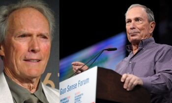 Clint Eastwood Thinks Trump's A Punk – Backs BLOOMBERG For President