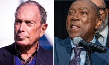 """Houston Mayor Endorses Bloomberg – Will Help Launch """"Mike for Black America"""""""