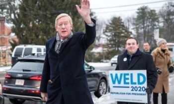 Vermont's Republican Governor Endorses Weld – Not Trump