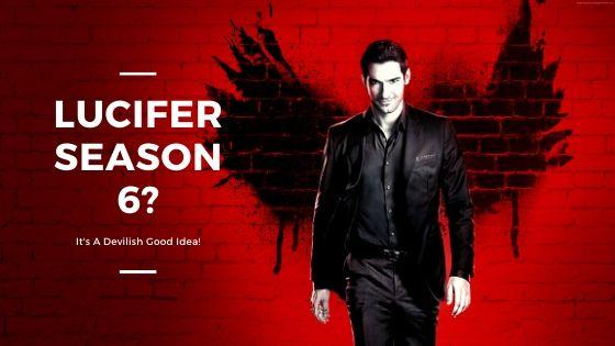 CONFIRMED: Lucifer Producers & Netflix Discuss 6th Season – Devilish Good Idea!