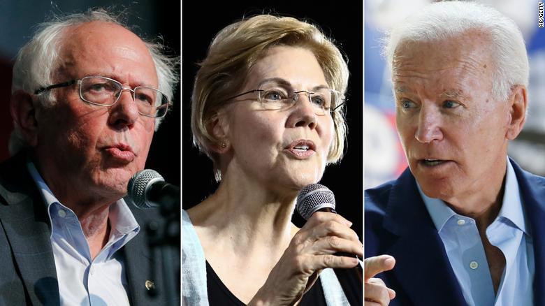 Warren Exits Race & Does NOT Endorse – Sanders & Biden Scramble For Her Supporters
