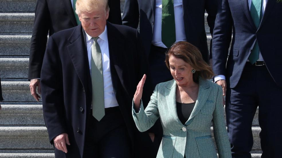 Trump Will SKIP Annual St. Patrick's Day Tribute – Refuses To Be Seated Next To Pelosi