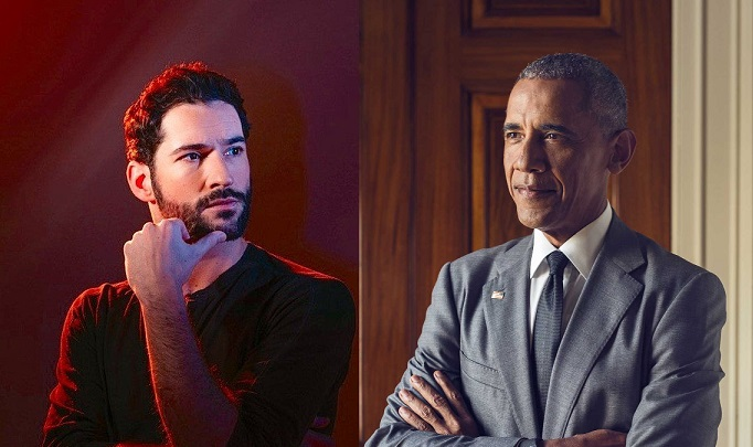 Tom Ellis Retweets Barack Obama Message As Lucifer Set Goes Dark Due To Coronavirus