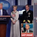 U.S. fatalities EXCEED 100 For First Time In A Single Day – Trump Silences Dr. Anthony Fauci