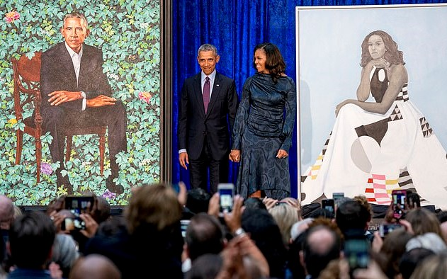 Obama's Request White House Portraits Not Be Unveiled Until Trump Is Gone