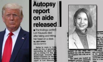 """Trump AGAIN Accuses Scarborough Of Murder – Romney Calls It """"Vile Accusation"""""""