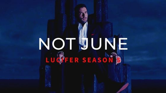 "Lucifer Season 5 NOT On June Netflix Calendar – Producer Promises News ""Soon Soon"""