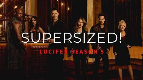 """REVEALED: All Of The Lucifer Season 5 Episodes """"Will Be SUPERSIZED!"""""""
