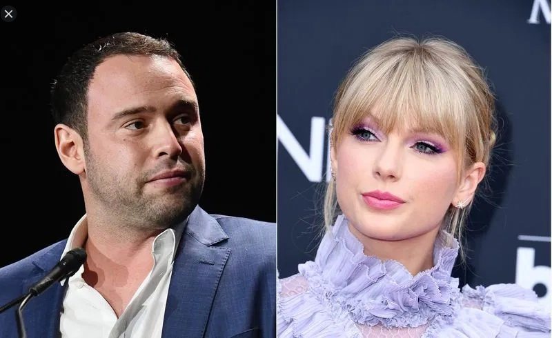 Taylor Swift Chases Celebrity Agent Scooter Braun Right Out Of Politics