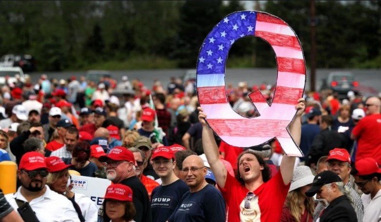 Out Of The Shadows Into The GOP – QAnon Backer WINS U.S. Senate Nomination In Oregon