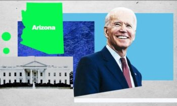 Trump Travels To Traditionally GOP Arizona Where Biden Now LEADS By 9 Points