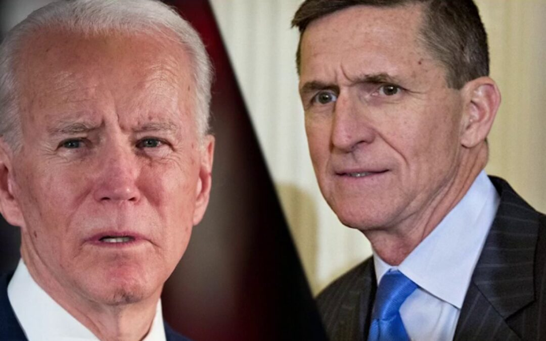 "With Trump's Approval Rating Sinking, GOP Turns To Flynn & ""Unmasking"" To Hit Biden"