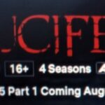 Netflix Posts & Removes August 21 Release Date For Season 5 Of Lucifer
