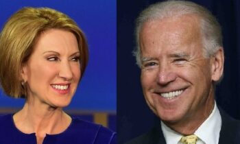 She Wanted To Be A Republican President – Now Carly Fiorina Is Voting For Biden