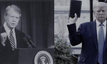 ANALYSIS: GOP Stuck With Trump The Way Democrats Were Stuck With Carter