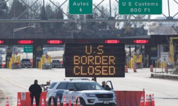 Mexico Tells Americans To Stay Behind Our Wall – Pandemic Keeps Border Closed