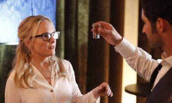 "Lucifer's Rachel Harris Teases Something ""Massive"" Is Coming Monday – Tom Ellis Responds"