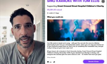 Karaoke With Lucifer's Tom Ellis Has Now Raised Over $10K – Are You In?
