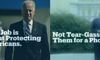 WATCH: Biden Starts General Election TV Ad Blitz In GOP-Leaning Battlegrounds