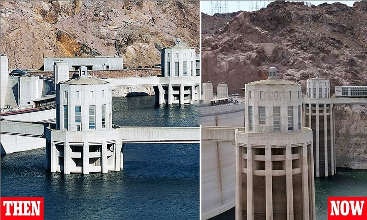 DROUGHT EMERGENCY OUT WEST: Hoover Dam Water Levels At LOWEST In History - Jim Heath TV